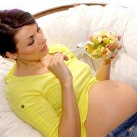 Витаминное питание для беременных