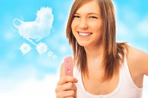 Как сделать тест на беременность правильно. ФОТО