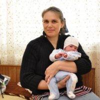 Многодетная украинка родила своего 21-го ребенка. ФОТО