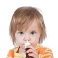 Каким должен быть детский спрей от насморка? /