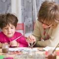 Совместное творчество детей и родителей /