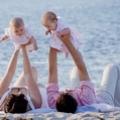Как уберечь малыша от палящего солнца? /