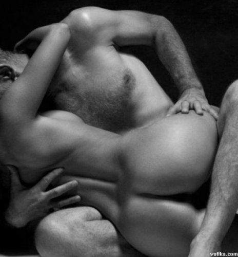 Лучшие позы для секса с мужчиной, у которого большой размер. ФОТО