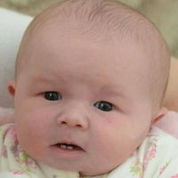 В Великобритании родился зубастый младенец! ФОТО