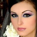 Корректировка лица с помощью макияжа /