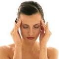 Точечный массаж при головной боли |