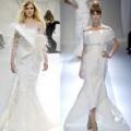Модные свадебные платья 2011 года /