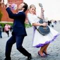 Организация свадьбы с помощью праздничного агенства /