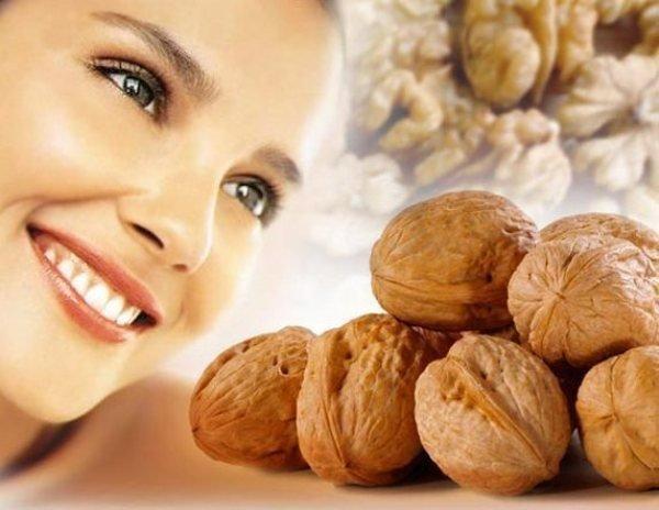 Продукты для здоровых и блестящих волос. ФОТО