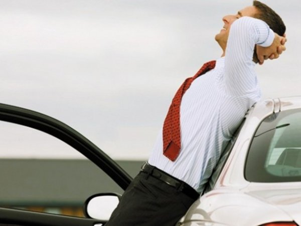 Как сохранить здоровье, если вы постоянно сидите за рулем. ФОТО
