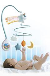 Выбор детской игрушки для ребенка от рождения до года /
