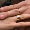 Обручальные кольца. Модные тенденции 2012 года /