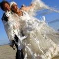 Самые необычные и креативные свадебные платья /