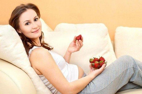 Можно ли беременным клубнику – разберемся в вопросе. ФОТО