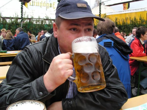 Сколько алкоголя не вредит мужчине? ФОТО