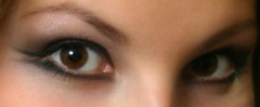 Креативный макияж глаз /