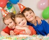 День рождения у ребенка. Как украсить детский праздник? /