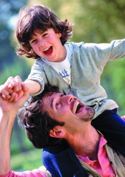 Самые красивые дети рождаются от молодых мужчин. ФОТО