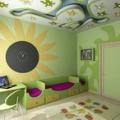 Детская комната. Советы по дизайну /