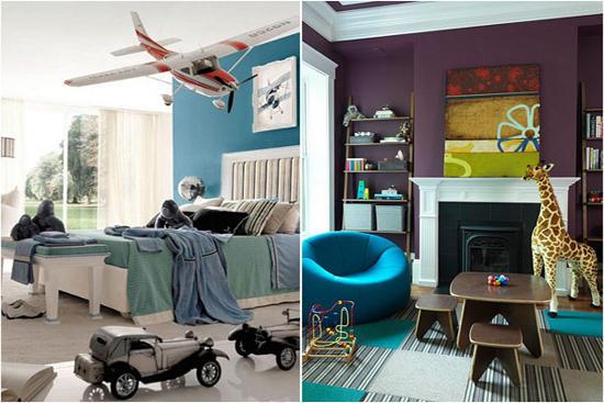 Интерьер комнат для малышей, который взрослеет вместе с ними /  Мама /