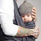 Стильная «переноска» для стильных малышей /  Мама /