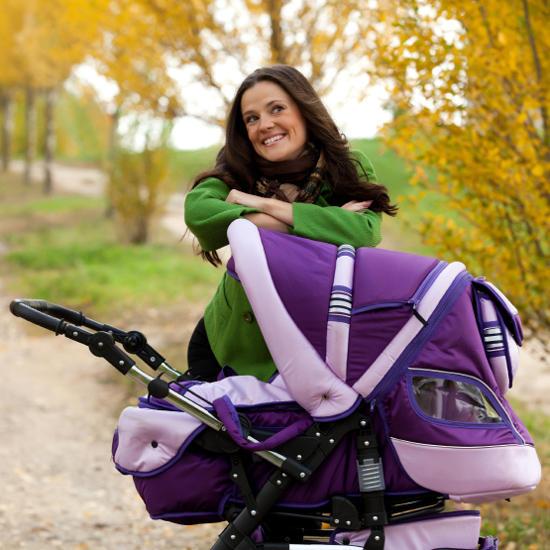 Детская коляска: Правильный выбор /  Мама /