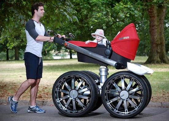 Baby Stroller  Monster Truck для самых маленьких /  Мама /