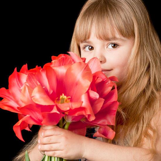 5 правил воспитания счастливого ребенка /  Мама /