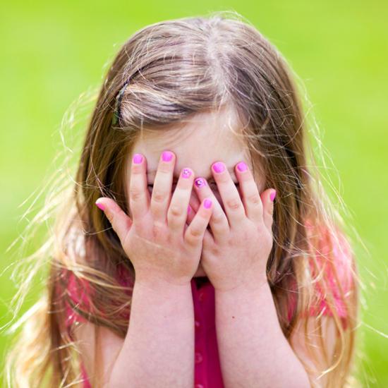 Чего боятся наши дети? /  Мама /