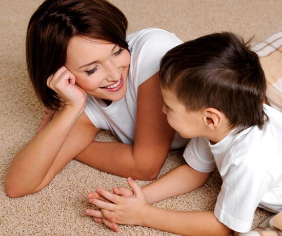Как помочь ребенку слушаться? /  Мама /