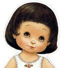 Со всех уголков света: Бумажные куколки для малышки /  Мама /