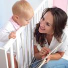 Как помочь малышу сказать первые слова? |  Мама |