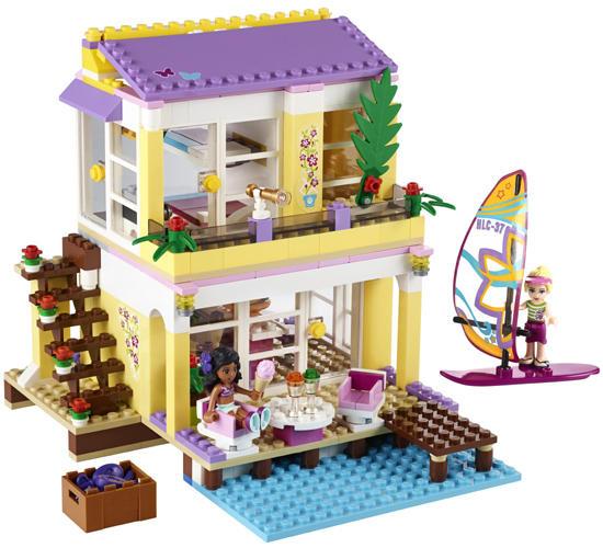 LEGO Friends представляет новые наборы: Больше питомцев и новые места на карте Хартлейк Сити /  Мама /