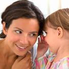 Вы общаетесь с ребенком по душам? /  Мама /