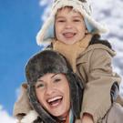 5 успешных возможностей общения с ребенком зимой /  Мама /