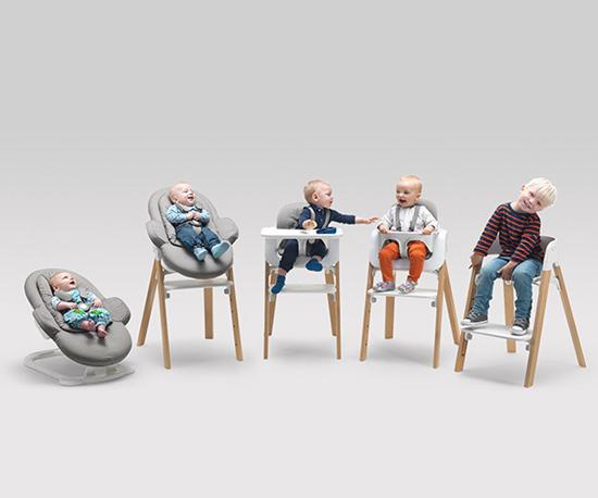 Универсальный детский стульчик для любого возраста /  Мама /