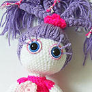 Вязаные куклы от Хеллы Хевен    Мама  