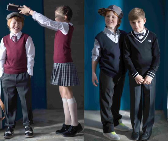 Модная Одежда В Школу