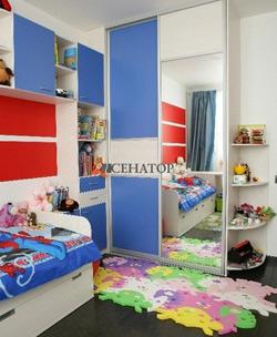 Мебель для детской - критерии выбора /  Мама /