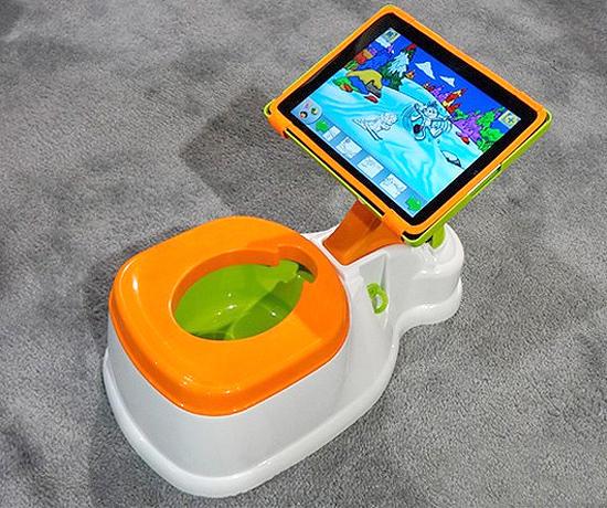 iPotty  горшок для детей поколения iPad /  Мама /