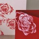Самоделкин: Мастерим с ребенком открытку «Абстрактные розы» /  Мама /
