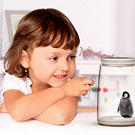 Виртуальный питомец в банке для ребенка /  Мама /