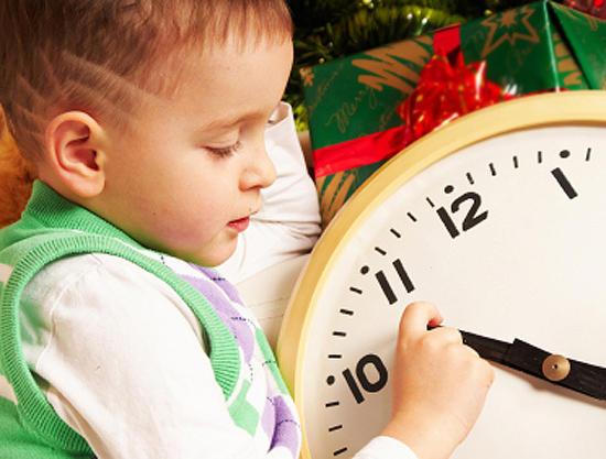 Как научить ребенка понимать время? /  Мама /