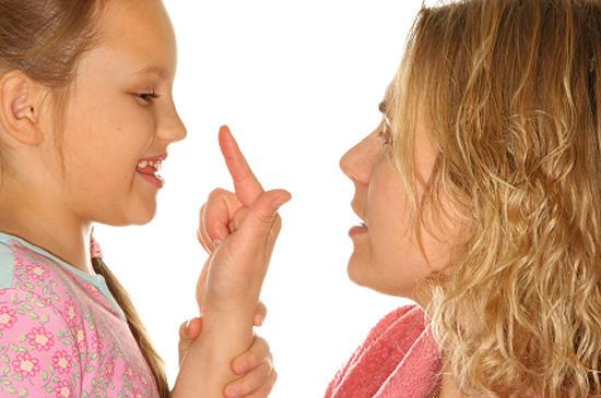 Фразы с двойным смыслом: Как слышит нас ребенок? /  Мама /