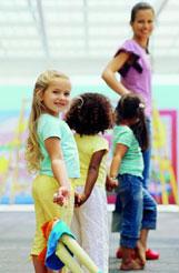 Основы дошкольного обучения детей /