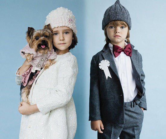 Осенне-зимняя коллекция от ELFE  для юных модников и модниц /  Мама /