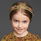 Детская осенне-зимняя коллекция 2013 года от Dolce Gabbana |  Мама |