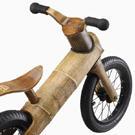 Детский беговел из бамбука /  Мама /